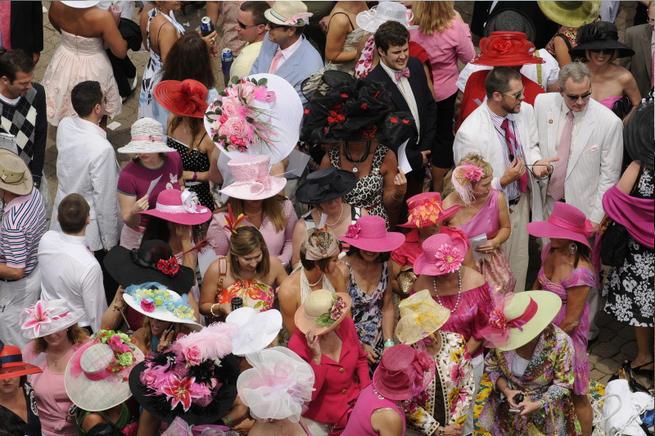 Derby Day Fashion