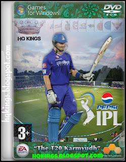 Pepsi IPL 2013 Patch
