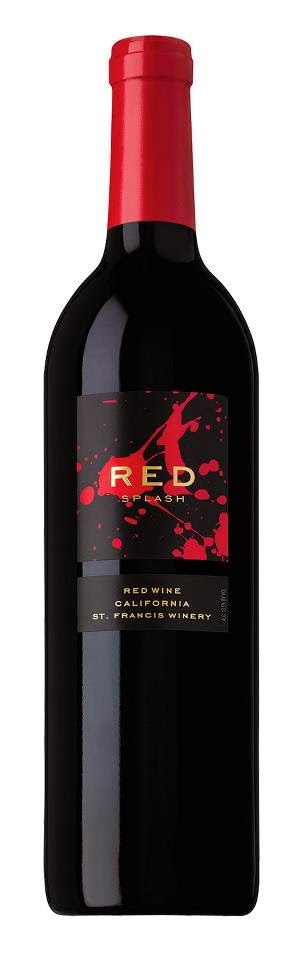 Red Splash wine