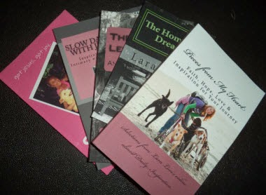 Lara Love's Books