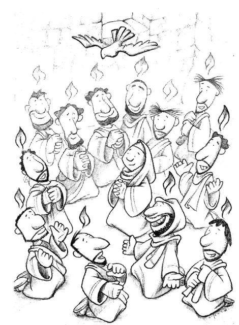 Pentecostés   Compartiendo por amor