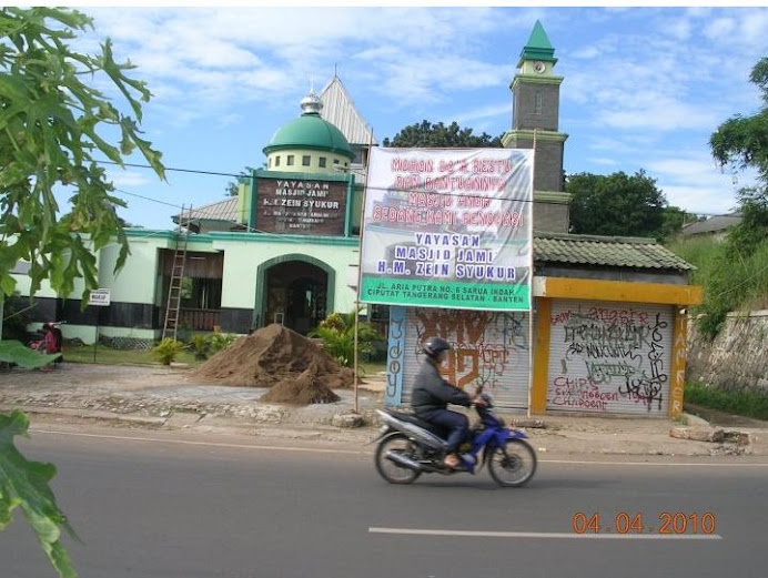 Profil Masjid Tgl.04 April 2004
