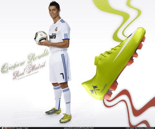 cristiano ronaldo 2012 wallpaper