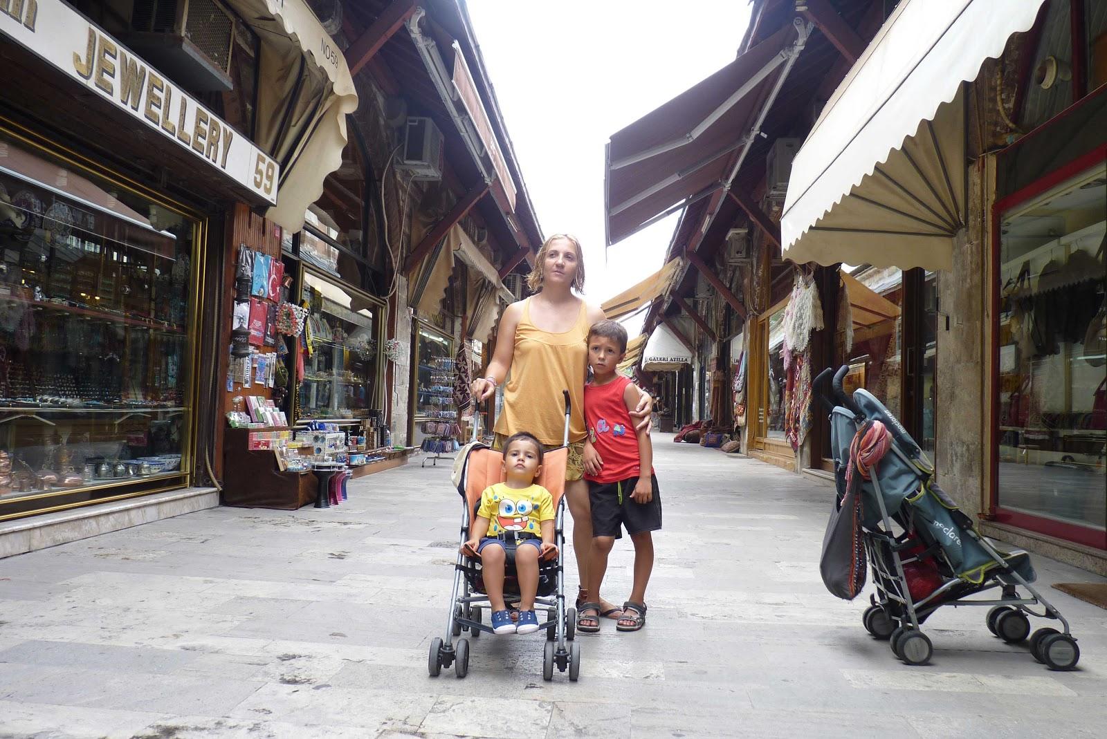 Arasta bazaar sultanahmed for Bazar la iberica
