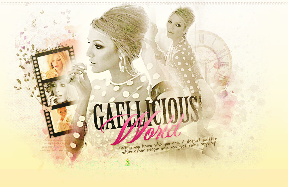 Gaellicious' World