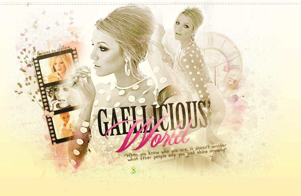 Gaellicious' World