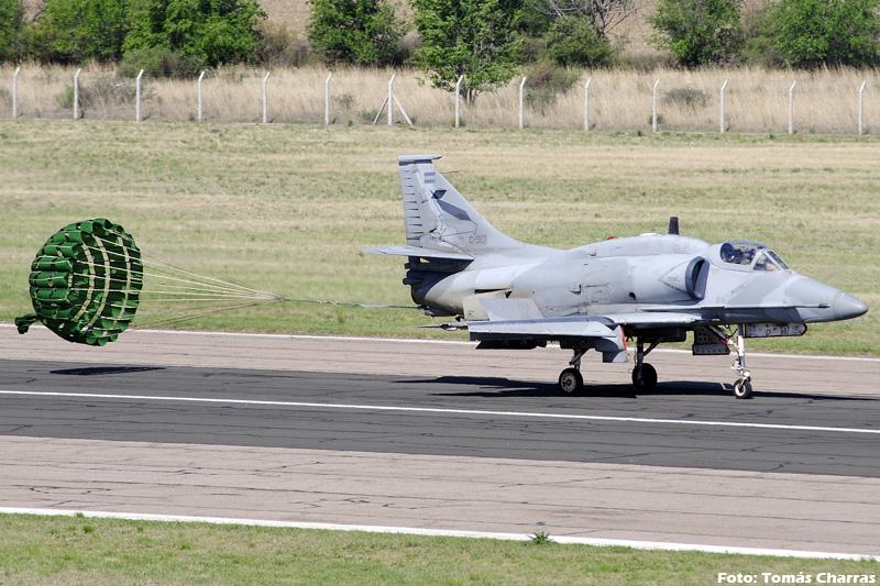 A-4 AR en la V Brigada Aerea -spotting- TC_11443editadaforo