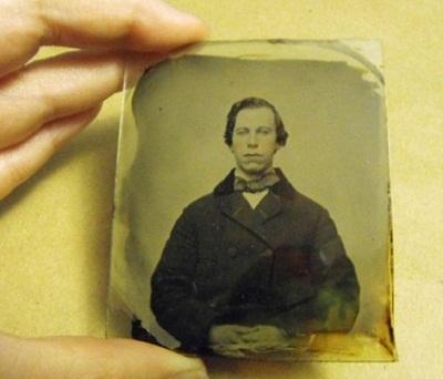 John Travolta en 1860