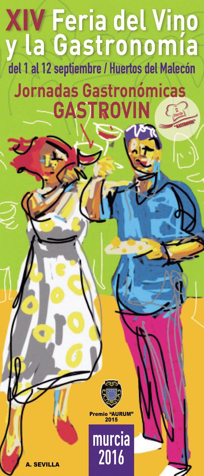 XIV Feria del Vino y la Gastronomía - Gastrovín
