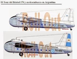 Destacado de Abril<br>El Tour del Bristol 170 y su desembarco en Argentina.