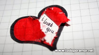 ¿Qué se siente cuando un corazón se rompe?