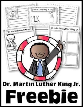 https://www.teacherspayteachers.com/Product/Freebie-to-Celebrate-Dr-Martin-Luther-King-Jr-Day-1060258