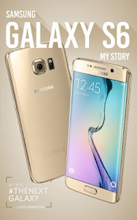 Aplikasi Samsung Galaxy S6, My Story