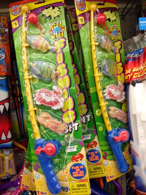 Kindergarten and mooneyisms the fishing pole game for Fishing rod game