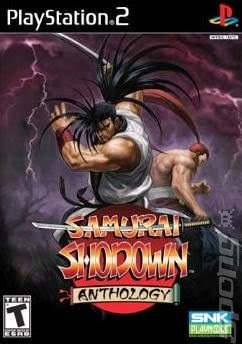 Samurai Shodown Anthology PS2