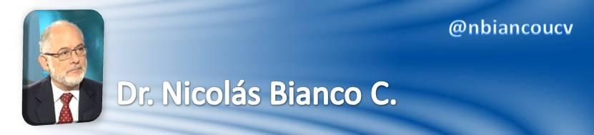 Nicolas Bianco UCV