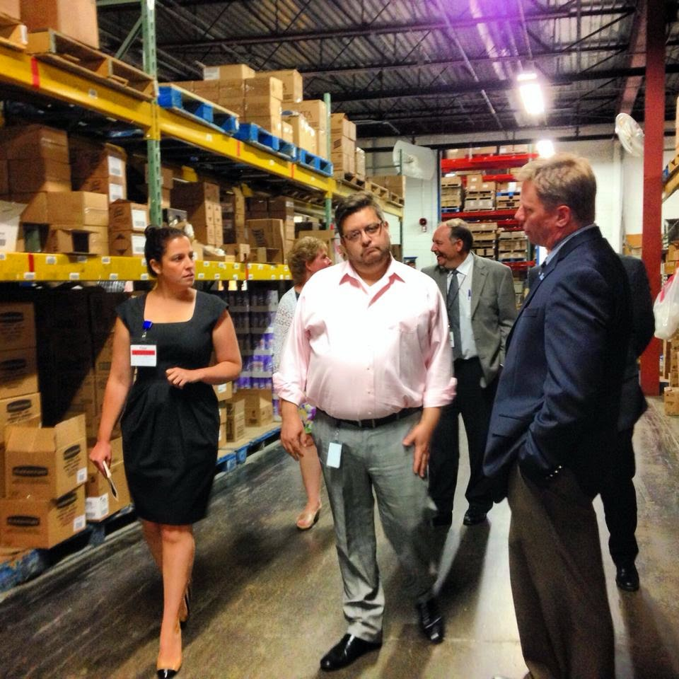 Elise Stefanik Tours Gouverneur Businesses