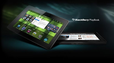 BlackBerry Playbook OS Update