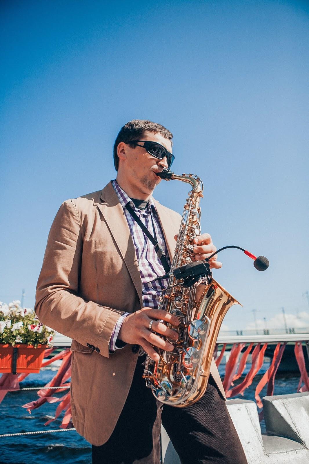 саксофон на свадьбу, музыка на свадьбу