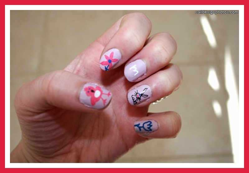 Amazing Nail Art Designs For Prom - Nail Picture Art