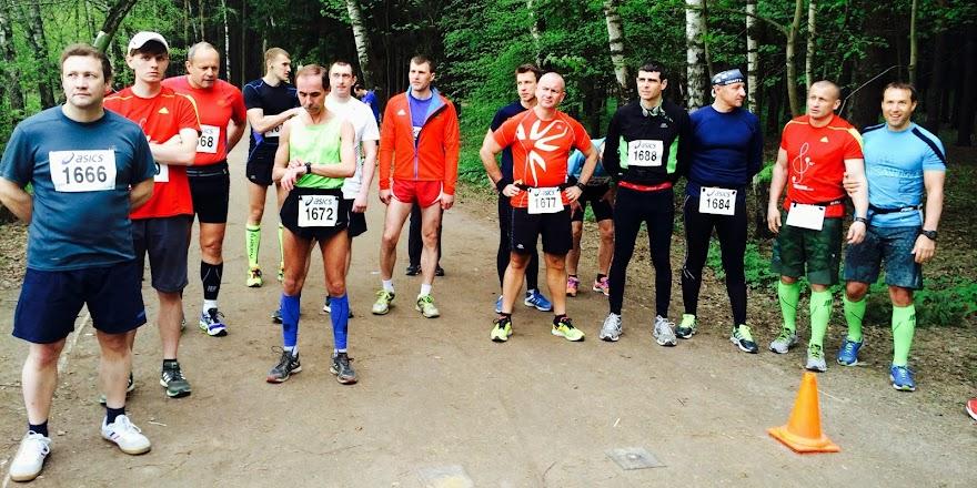 IV Мещерский марафон - 11 мая 2015 - фото