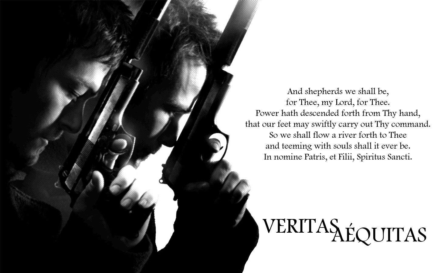 Boondock Saints Quotes...