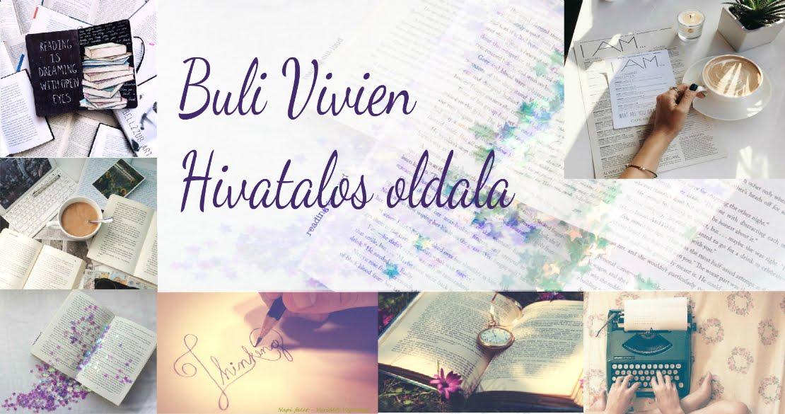 Buli Vivien hivatalos oldala