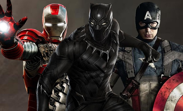 black panther the avengers