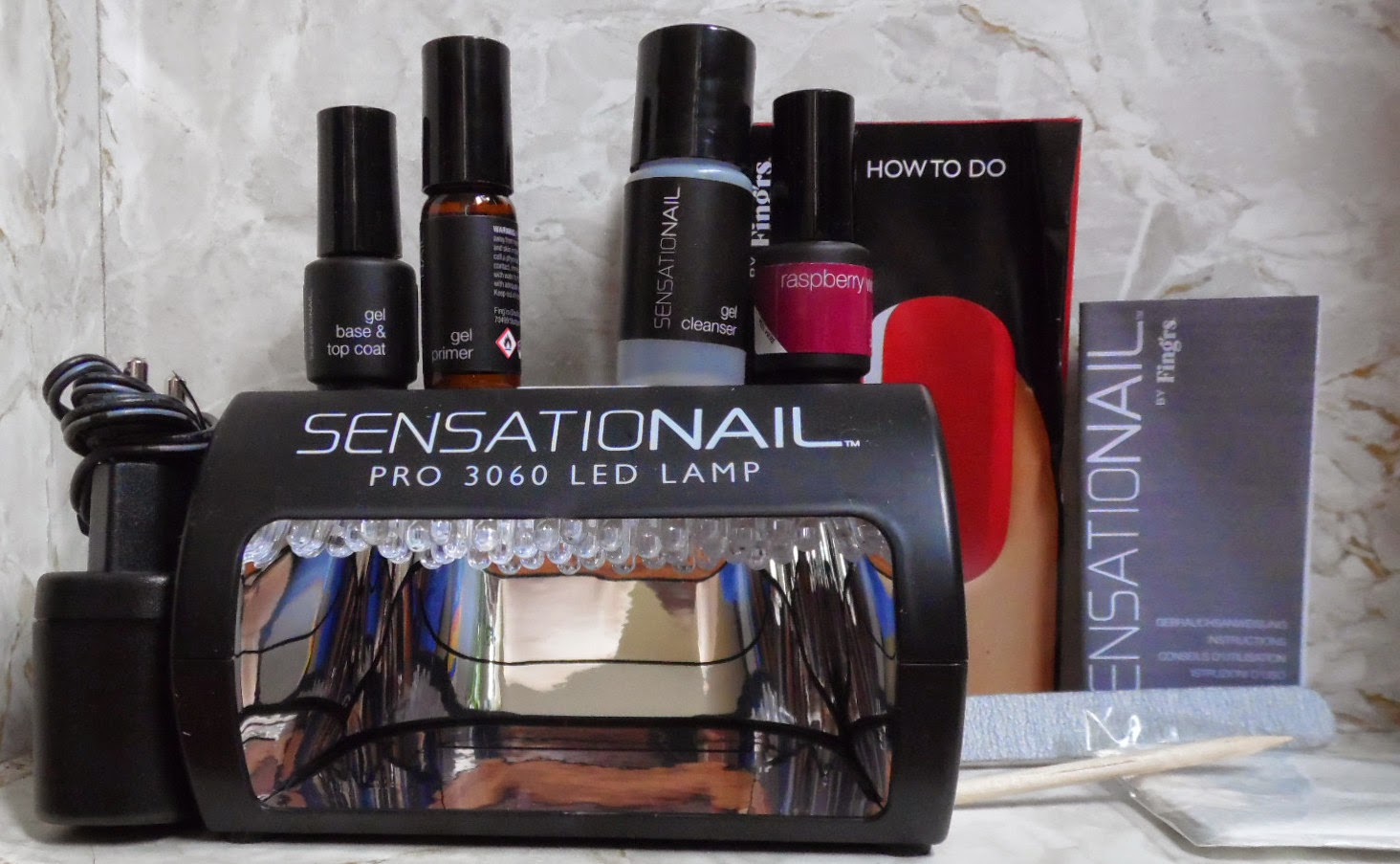 Sensationail Starter Kit