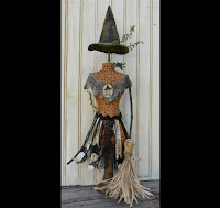 Witch Mannequin pattern