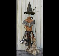 Witch Mannequin pattern