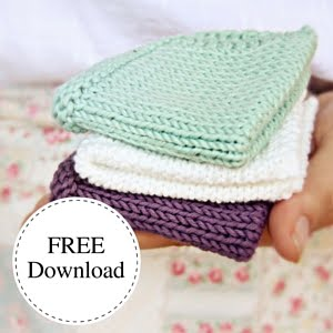 Pretty & Practical Dishcloths