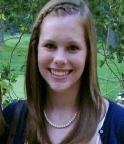 Lizzy Seeberg, St. Mary's student who committed suicide after [allegedly] being assaulted by ND football player, Prince Shembo.