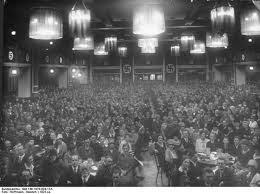 Cervecería Bürgerbräukeller , 1923