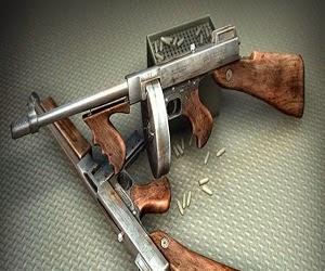 Senjata paling berbahaya didunia