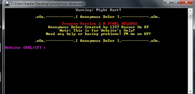 download anonymous doser 20