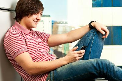 pareja, móvil, iphone, soltero