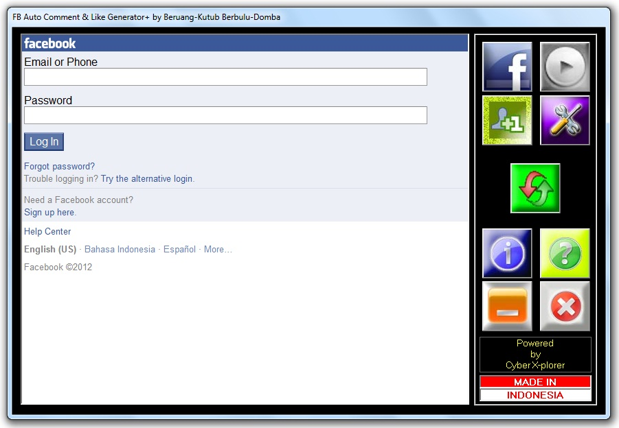 Download Facebook Autolike Newest Generator v4.22 Free | Devil ...
