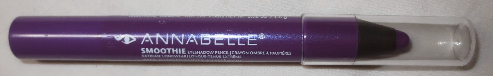 Annabelle Smoothie Eyeshadow Pencil in Grapefull