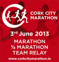 2013 Cork City Marathon...