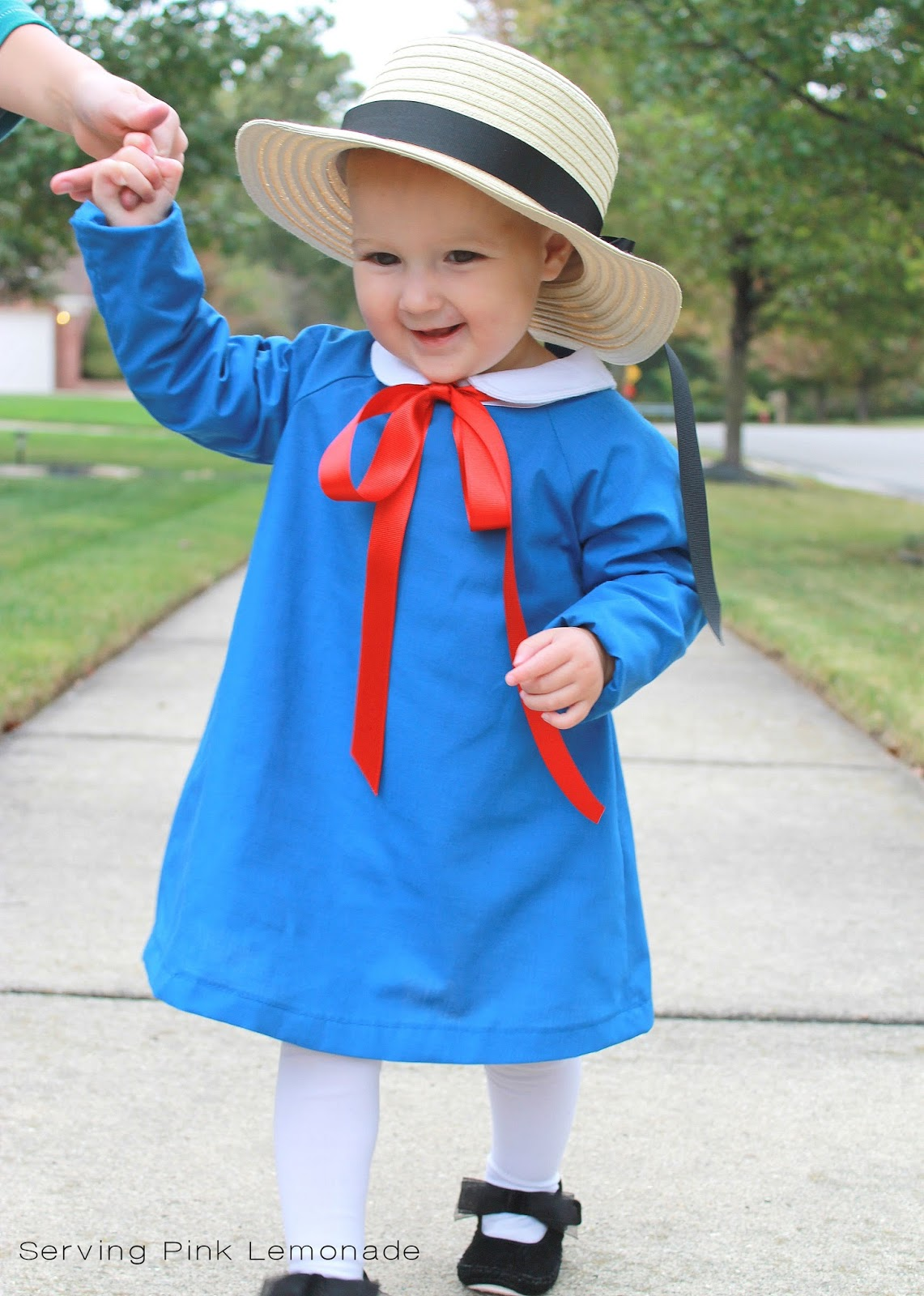 How To Make A Madeline Costume
