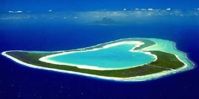 pulau tupai, polinesia