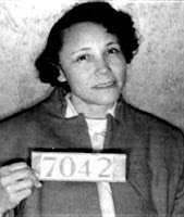 Rosa Parks' Associate, Jo Ann Robinson Booking Photo