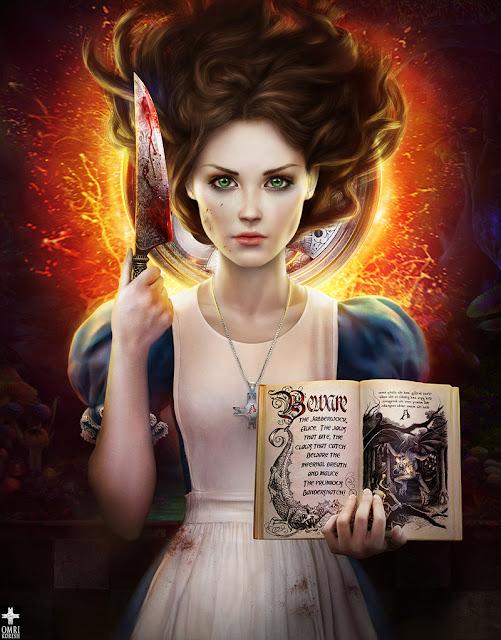 St. Alice por OmriKoresh