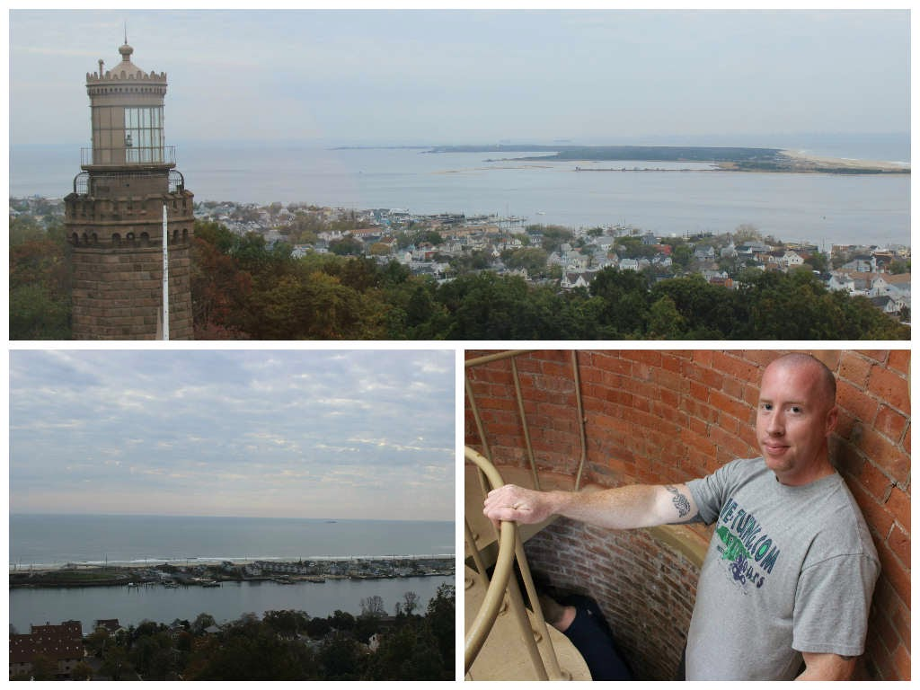 New Jersey Lighthouse Challenge 2014 - Navesink Lighthouse