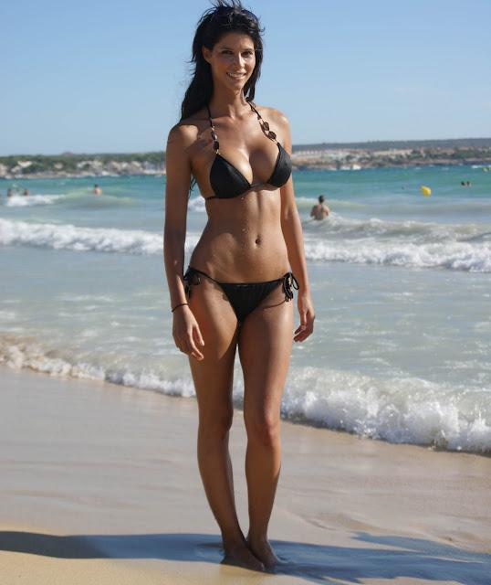Micaela Schäfer Bikini Pics