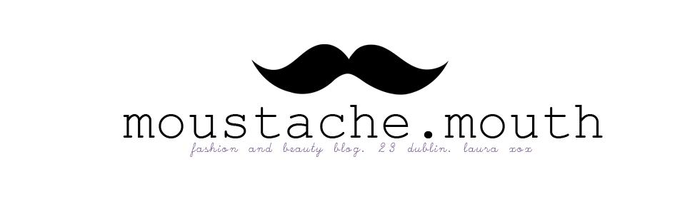 moustache-mouth