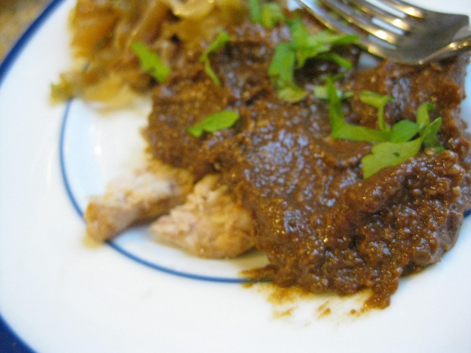 how to make homemade mole sauce