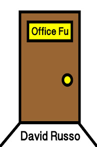 Office Fu is now available on Amazon