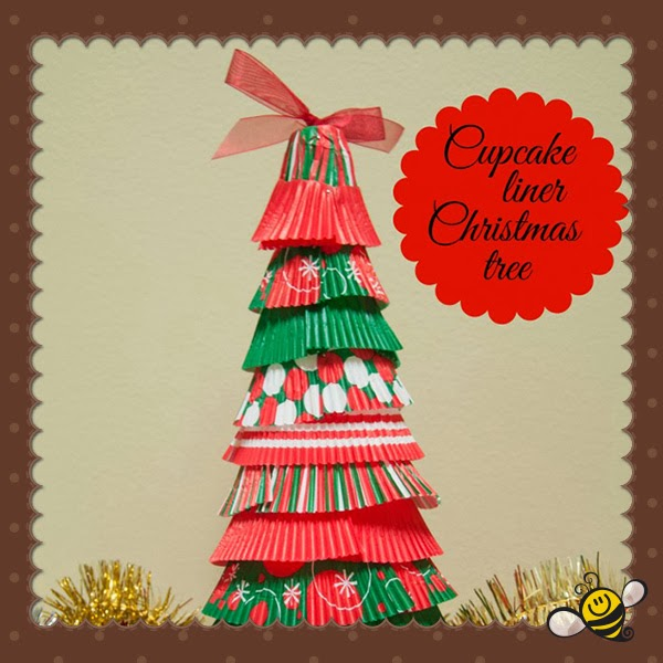 http://allthatglittersisgold.net/2013/12/13/12-days-of-christmas-crafts-day-2-cupcake-liner-christmas-tree/